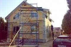 Ремонт загородных домов в СПб